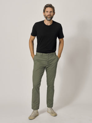 Palm Slub Twill Officer Pant