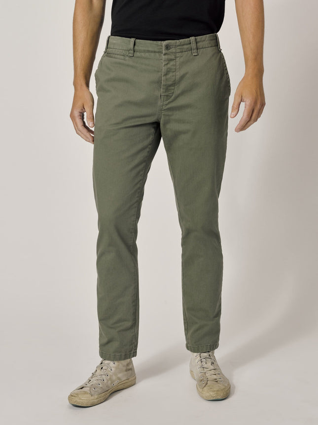 Buck Mason - Palm Slub Twill Officer Pant