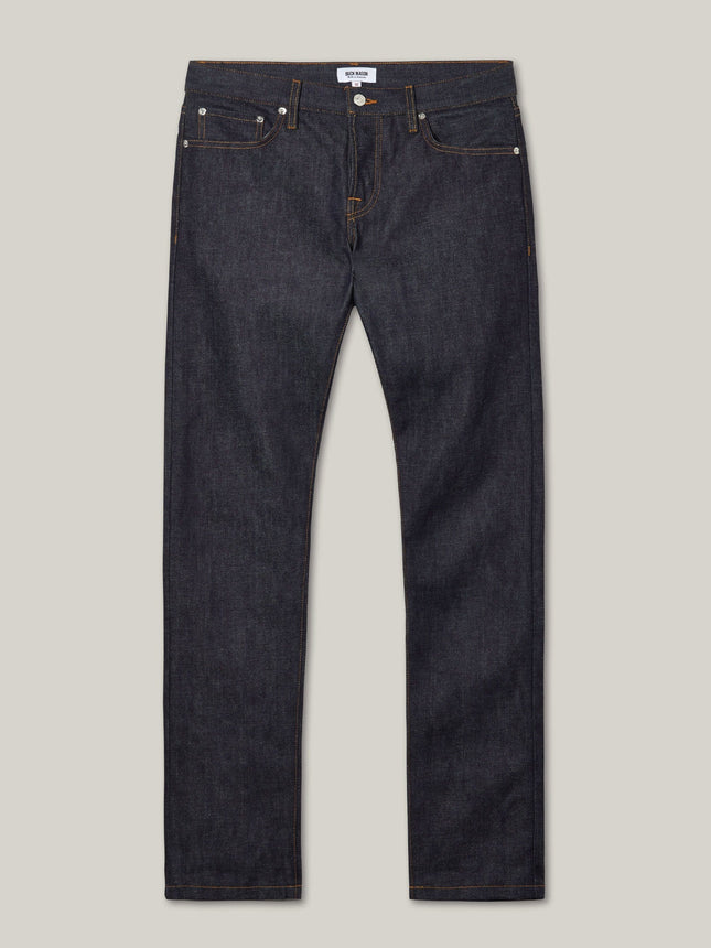 Raw Selvedge Maverick Slim Jean