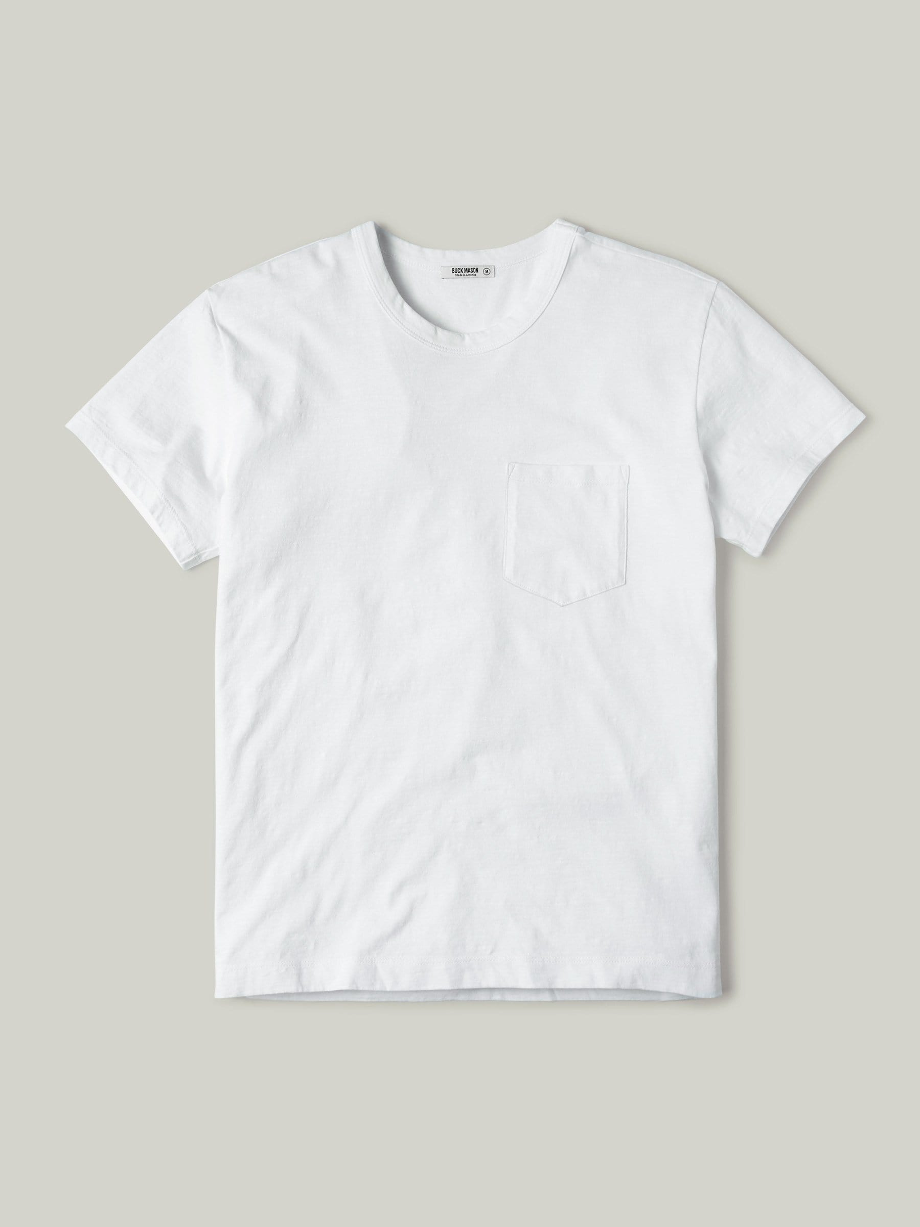 Best men's white T-shirts