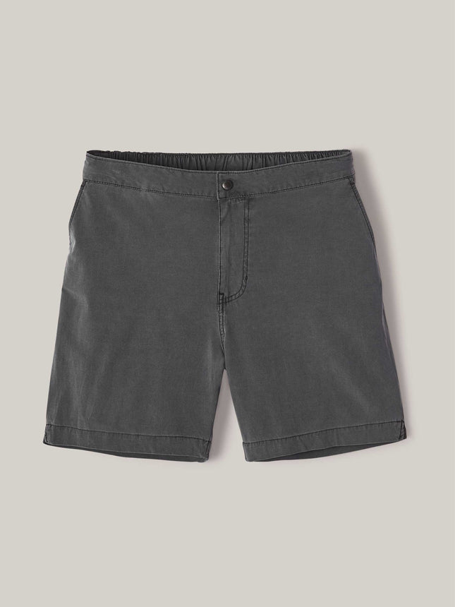 Vintage Black Deck Short