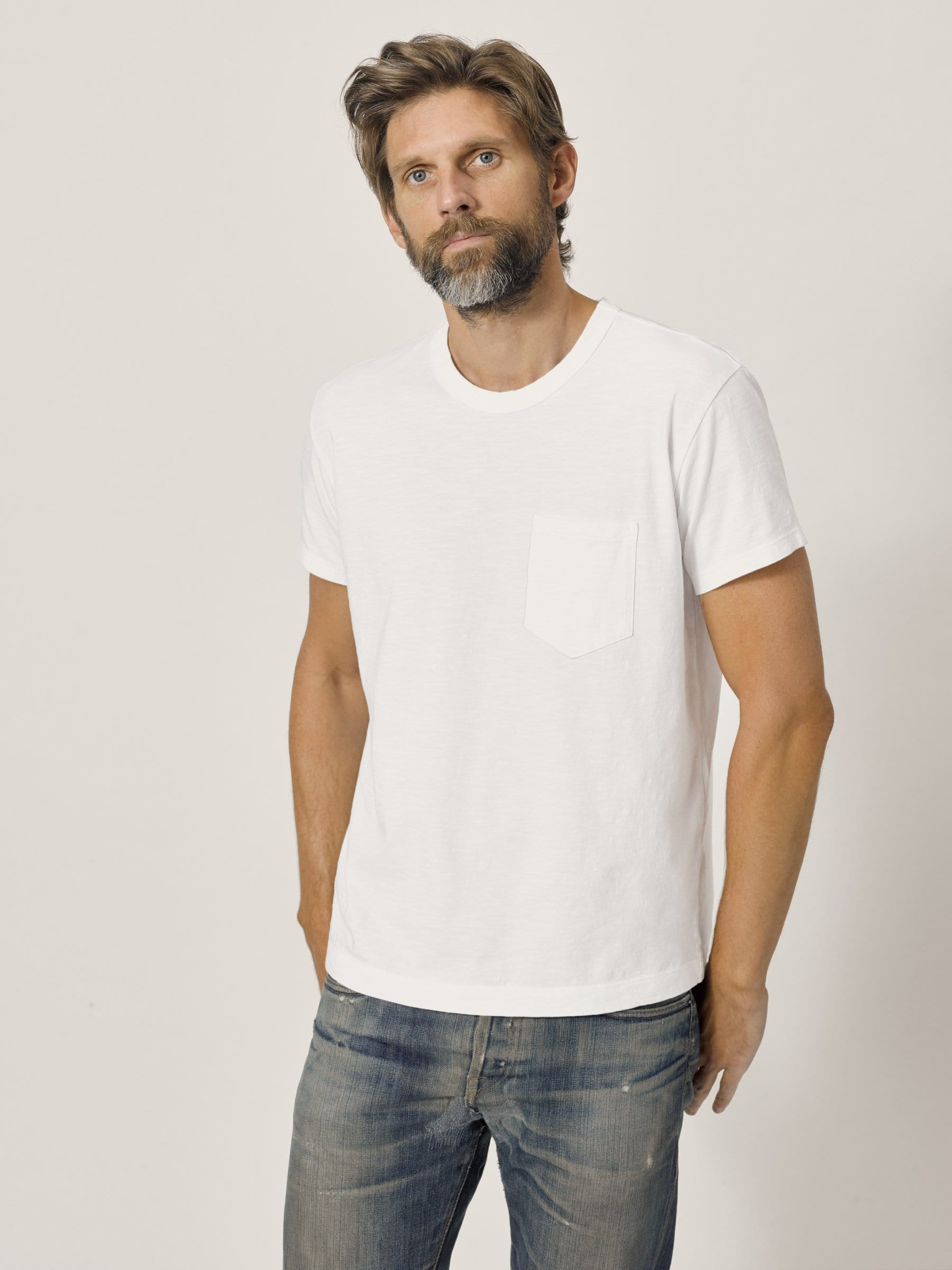 Buck Mason pocket T-shirt