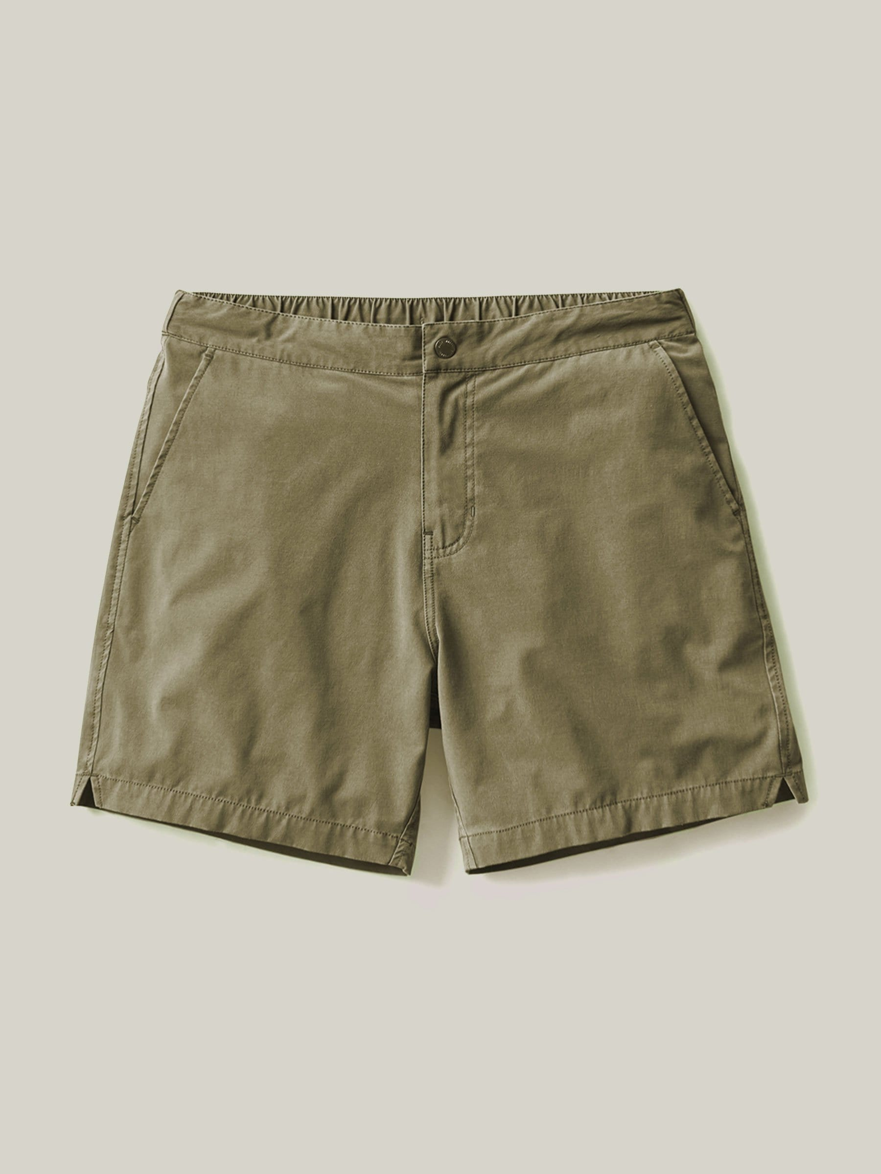Buck Mason - Vintage Oak Deck Short