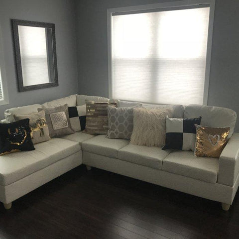 Phenomenal Russ Sectional With Ottoman Alphanode Cool Chair Designs And Ideas Alphanodeonline