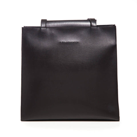 Γυναικεία τσάντα Elena Athanasiou - Puritiy Shopper black