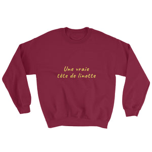 Sweat-shirt Tête de linotte