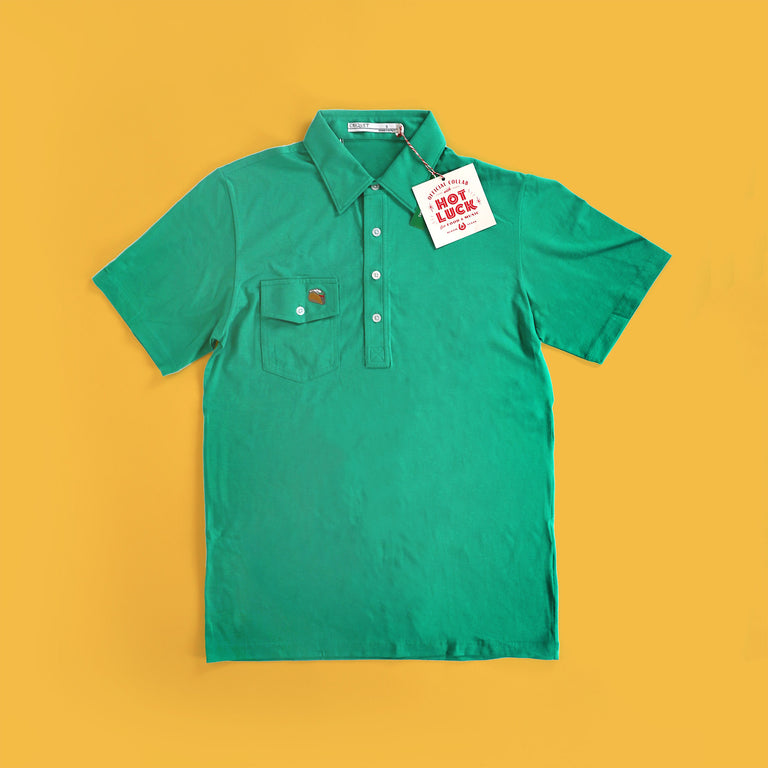 Criquet Polo (Green)