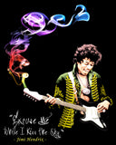 Jimi Hendrix - Kiss the Sky (W)