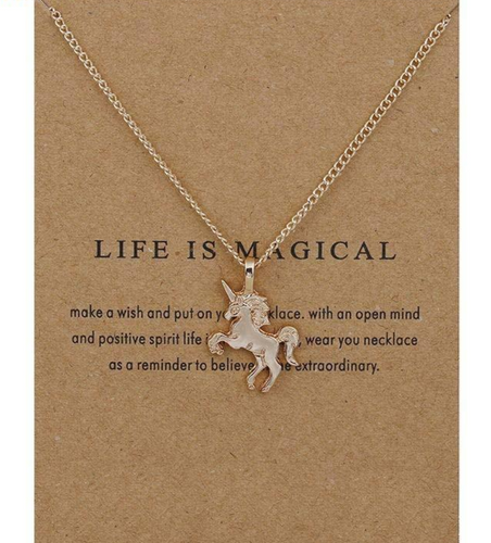 Life is Magical Pendant