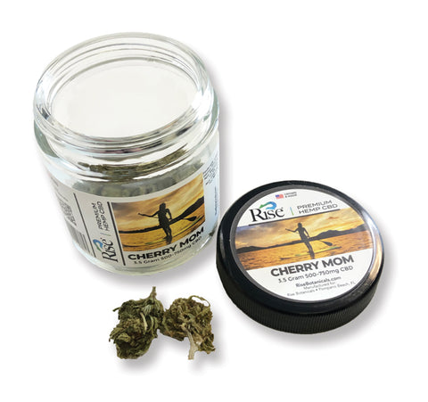 Organic Cherry Mom (3.5 Gram Jar)