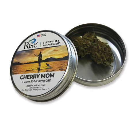 Organic Cherry Mom (1 Gram Tin)