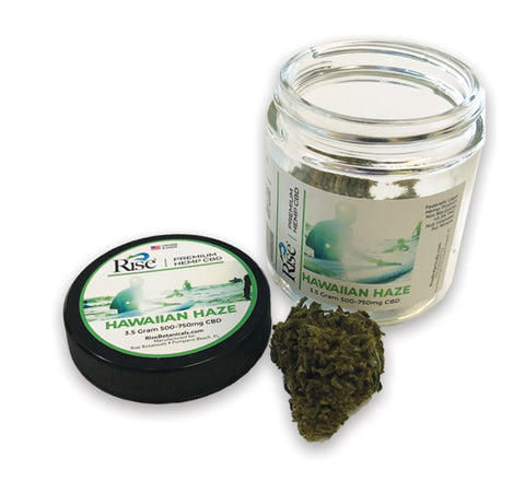 Image of Organic Hawaiian Haze (3.5 Gram Jar)