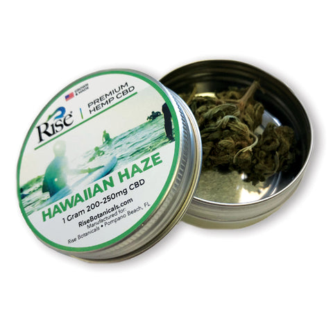Image of Organic Hawaiian Haze (1 Gram Tin)