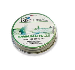 Organic Hawaiian Haze (1 Gram Tin)