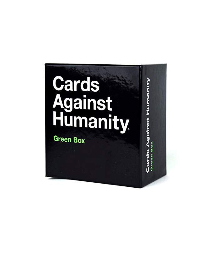 Cards Against Humanity Greenbox Edition