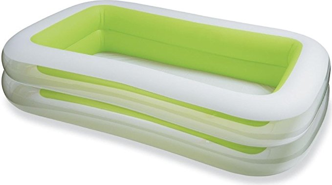 Intex Family Swimming Inflatable Pool