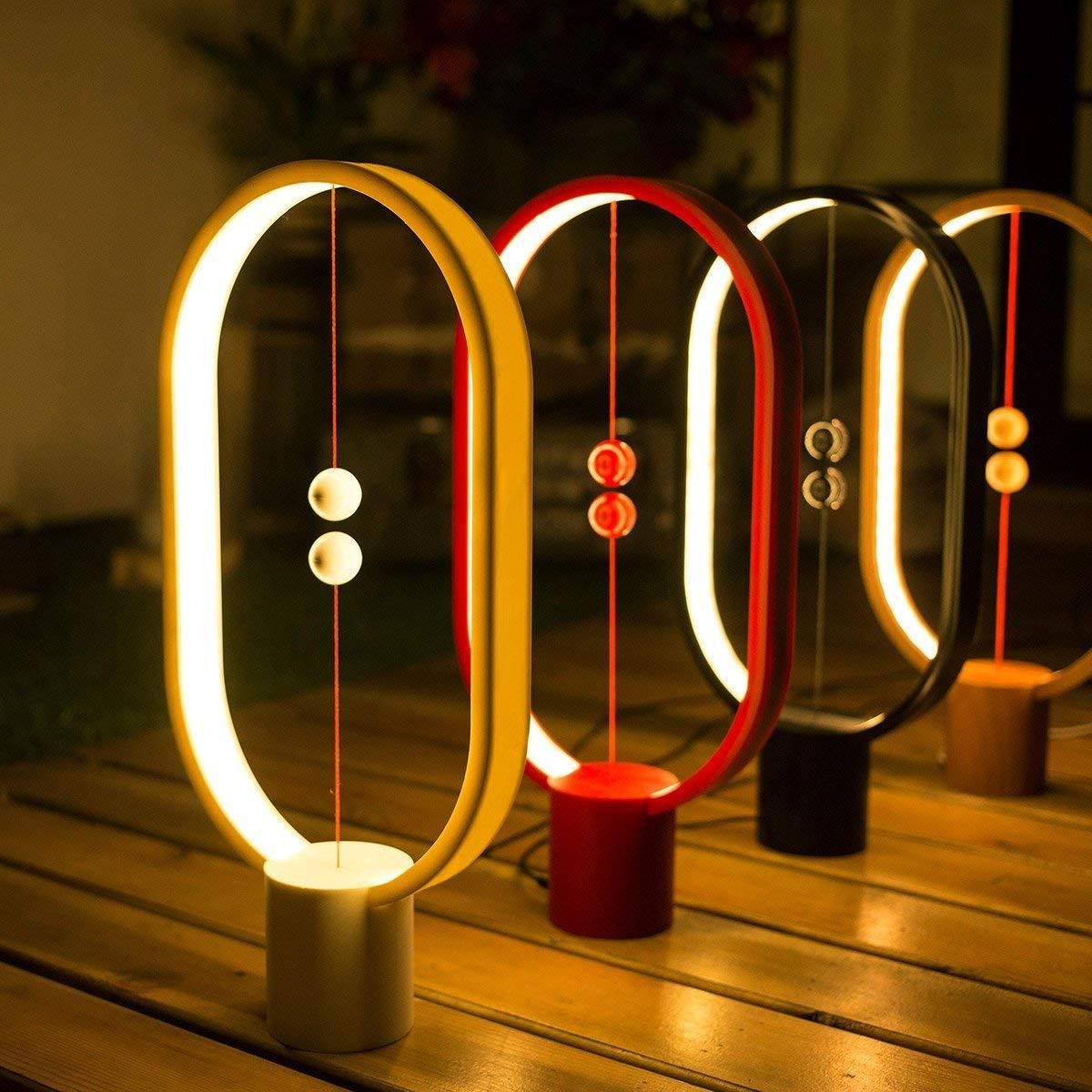 Magnetic LED Induction Switch Lamp