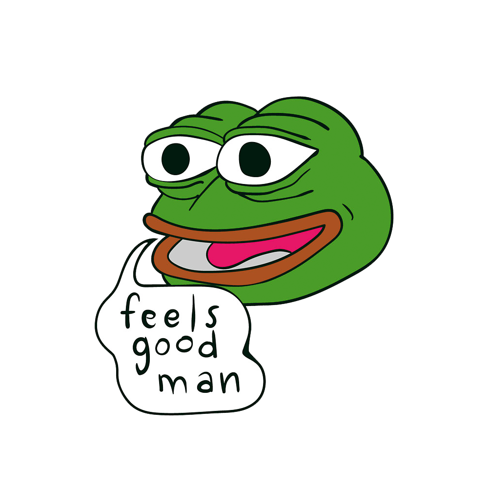 Pepe the Frog's Adjustable Sleeping Eye Mask