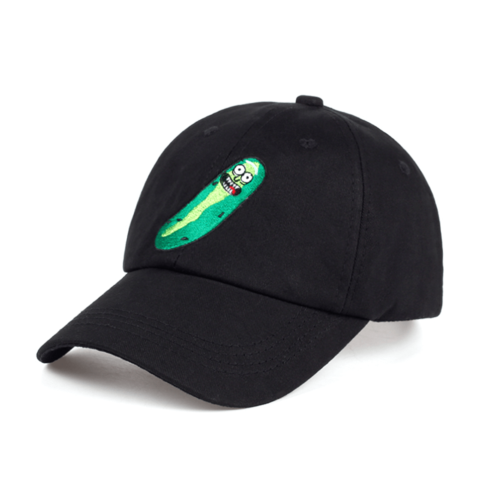 PICKLE RICK Strapback Cap