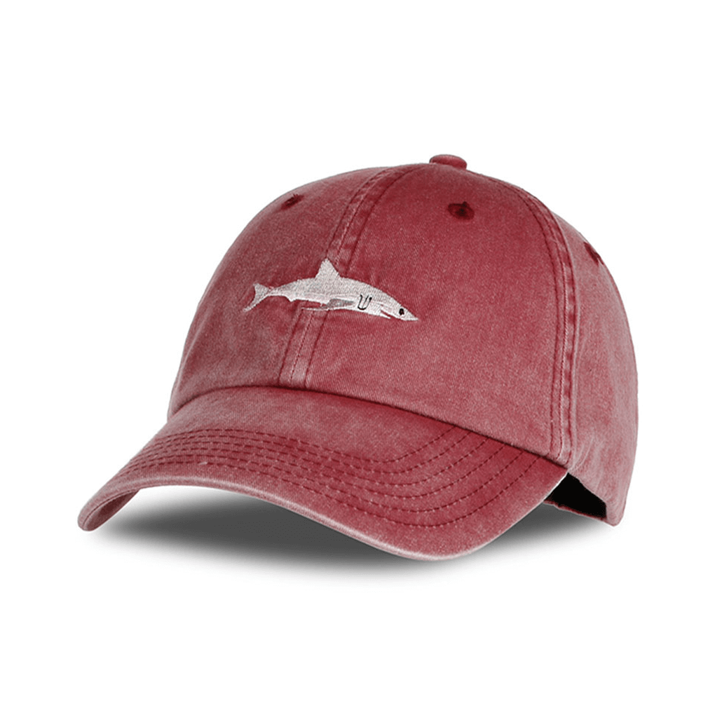 GREAT WHITE SHARK Strapback Cap