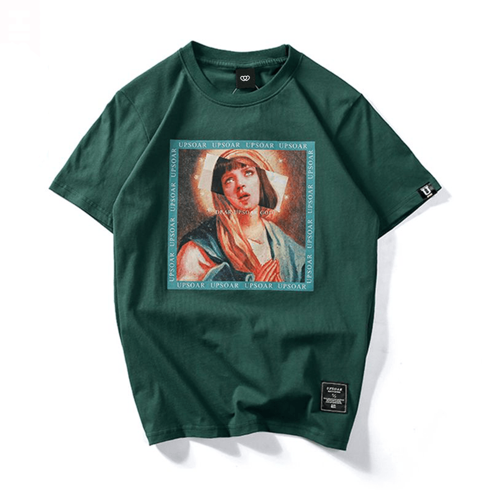 V Mary Graphic T-Shirt