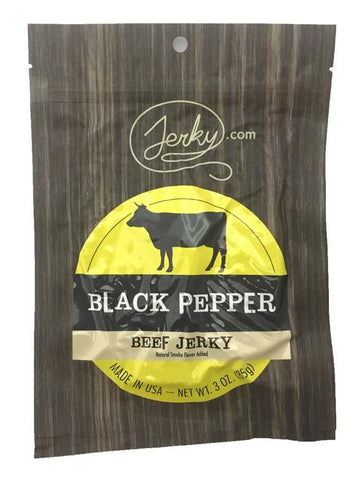 Beef Black Pepper - Jerky.com