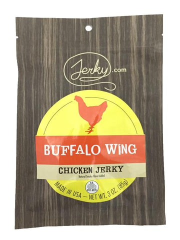 Chicken Buffalo Wing - Jerky.com