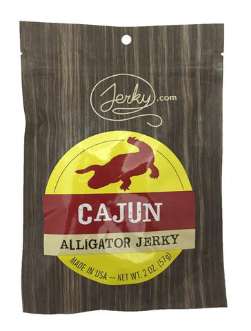 Alligator Cajun - Jerky.com