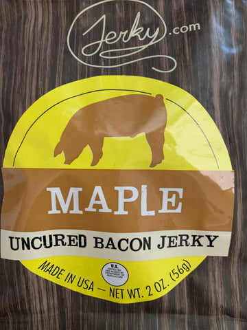 Bacon - Maple Jerky