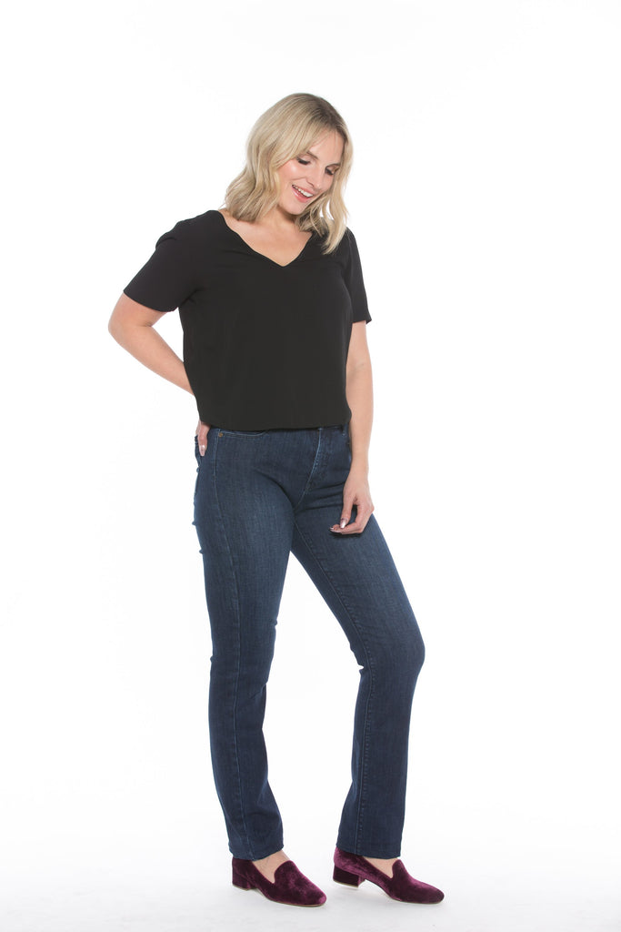 Jeans Lois - Georgia 2170-7199 Denim - Boutique Vvög