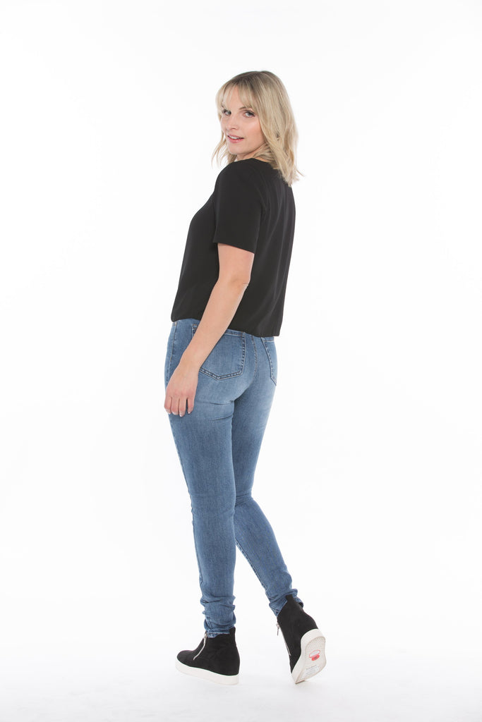 Jeans Lois - Erika 2950-7217 Denim - Boutique Vvög