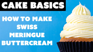 The Perfect Swiss Meringue Buttercream Recipe