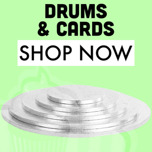 Cake Drums & Cards
