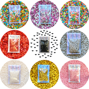 Sugar Sprinkle Shapes