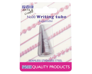 Writing Tube no. 00 - SimplyCakeCraft