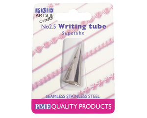 Writing Tube no. 2.5 -  - SimplyCakeCraft