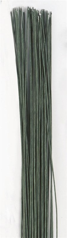 Dark Green Floral Wire - 20 Gauge (0.9mm)