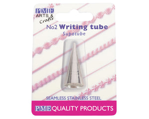 Writing Tube no. 2 - SimplyCakeCraft