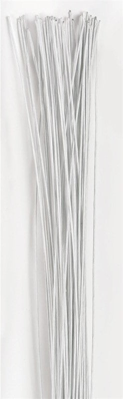 White Floral Wire - 28 Gauge (0.38mm)
