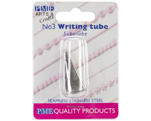 Writing Tube no. 3 - SimplyCakeCraft