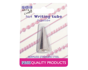 Writing Tube no. 4 - SimplyCakeCraft