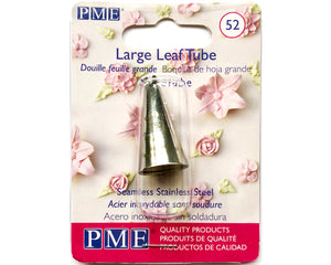 Large Leaf Tube no. 52 - SimplyCakeCraft