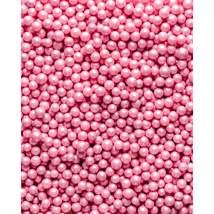 Glimmer Pearls - 7mm Pink