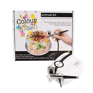 Colour Splash Airbrush Kit - SimplyCakeCraft