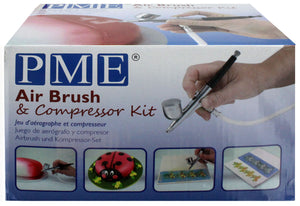 PME Airbrush Kit - SimplyCakeCraft