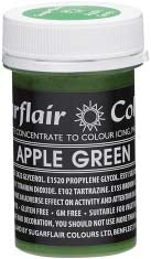 Apple Green Concentrated Pastel Colour Paste 25g - SimplyCakeCraft