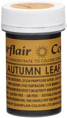 Autumn Leaf Concentrated Spectral Colour Paste 25g