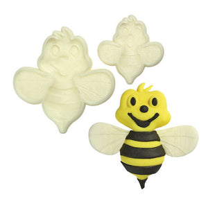 JEM Bumble Bee (Set of 2) Pop-it Mold - SimplyCakeCraft