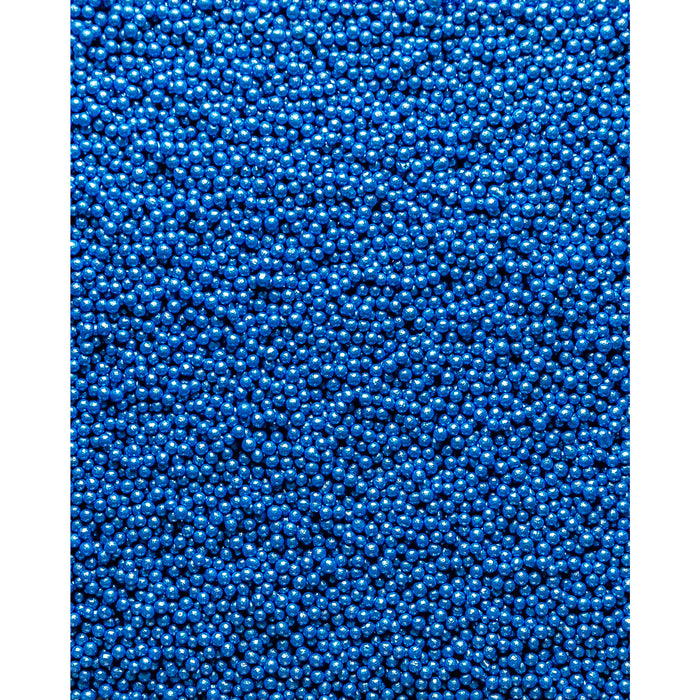 Glimmer Pearls - 3mm Blue