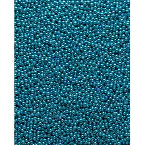 Metallic Pearls - Blue 4mm - SimplyCakeCraft